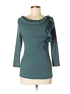 Deletta 3/4 Sleeve Top Size M