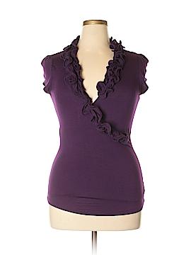 I.N. San Francisco Short Sleeve Top Size XL