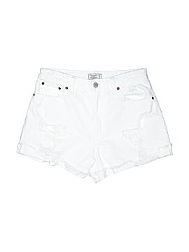 Abercrombie & Fitch Denim Shorts 27 Waist