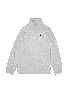 Kule by Nikki Kule Long Sleeve Polo Size 10