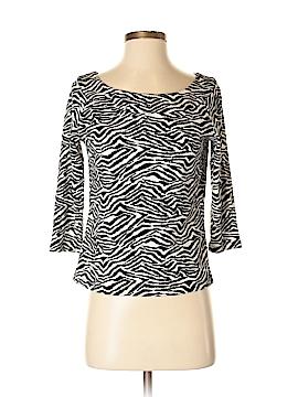 Rafaella Studio 3/4 Sleeve T-Shirt Size M