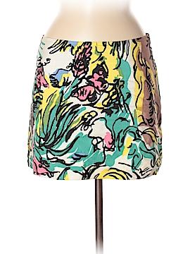 Corey Lynn Calter Silk Skirt Size 8