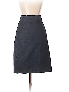 Avenue Montaigne Denim Skirt Size 4