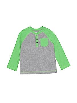 Arizona Jean Company Long Sleeve Henley Size 5T