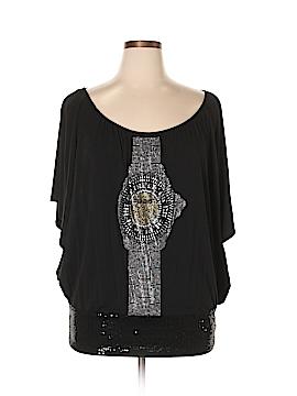 Coogi Short Sleeve Top Size L