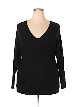 Chelsea & Theodore Cashmere Pullover Sweater Size L