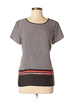 Jones New York Short Sleeve Blouse Size 12