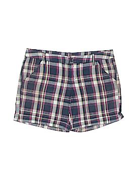 Maurices Khaki Shorts Size 7