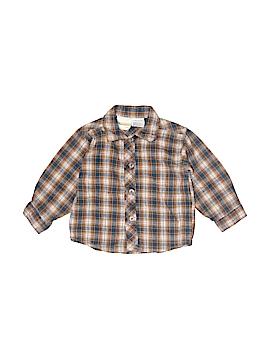 Disney Baby Long Sleeve Button-Down Shirt Size 24 mo