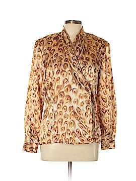 Joan Leslie Long Sleeve Blouse Size 6