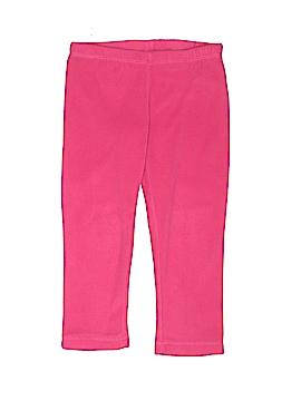 Green Apple Fleece Pants Size 3T