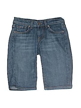 Arden B. Denim Shorts Size 1