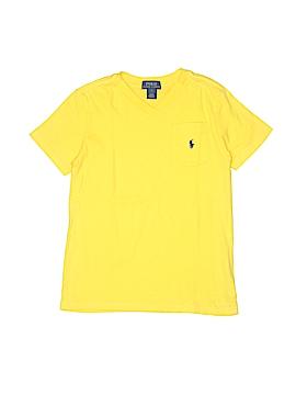 Polo by Ralph Lauren Short Sleeve T-Shirt Size 7