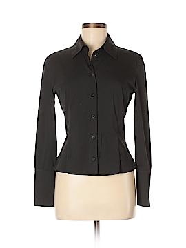 Prada Long Sleeve Button-Down Shirt Size 44 (IT)