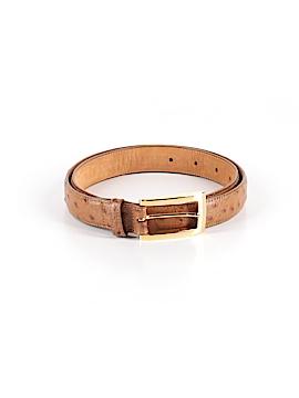 Saks Fifth Avenue Leather Belt Size M