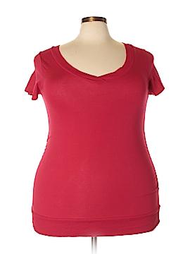 Splash Short Sleeve T-Shirt Size 2X (Plus)