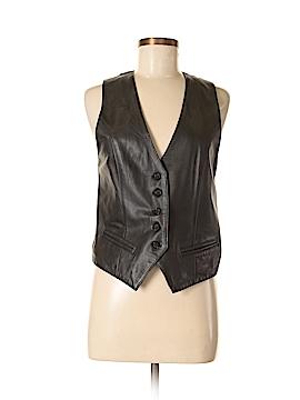 Margaret Godfrey Leather Jacket Size 6