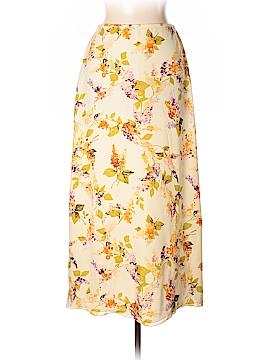Linda Allard Ellen Tracy Silk Skirt Size 10