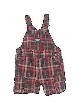 OshKosh B'gosh Overall Shorts Size 12 mo