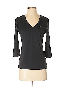 Indigo Palms 3/4 Sleeve T-Shirt Size S
