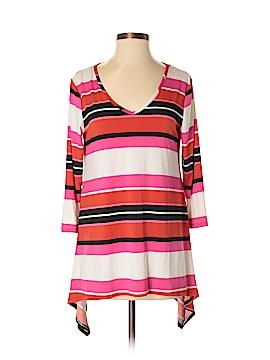 Coco Bianco 3/4 Sleeve Top Size S