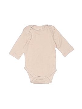 Leveret Long Sleeve Onesie Size 0-3 mo