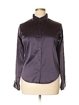 Copper Key Long Sleeve Blouse Size XL