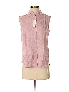 Uniqlo Sleeveless Button-Down Shirt Size XS
