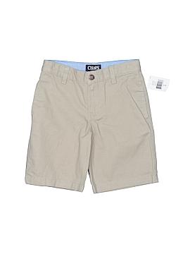 Chaps Khaki Shorts Size 5