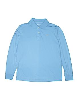 Vineyard Vines Long Sleeve Polo Size 16 - 18