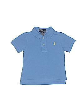 Ralph Lauren Baby Short Sleeve Polo Size 12 mo