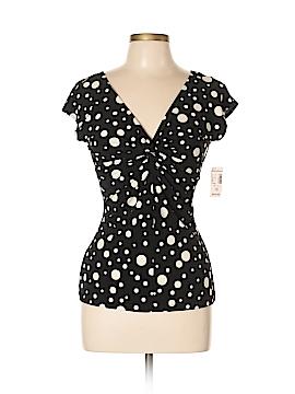 DressBarn Short Sleeve Blouse Size 10