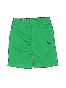 U.S. Polo Assn. Khaki Shorts Size 5