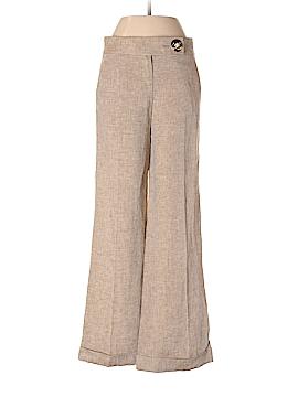 Tory Burch Linen Pants Size 0