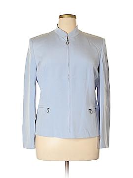 Preston & York Silk Blazer Size 14