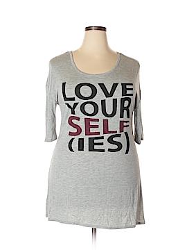Monroe and Main 3/4 Sleeve T-Shirt Size XL