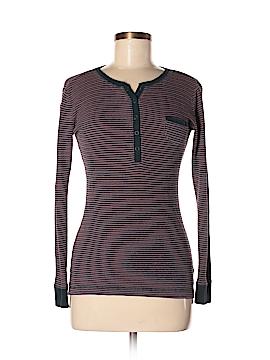 Gap Body Long Sleeve Henley Size XS