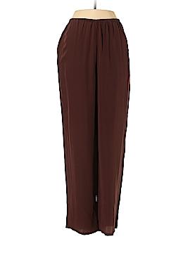 Diane von Furstenberg Silk Pants Size S