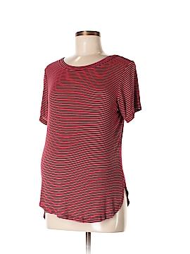 Mom & Co. - Maternity Short Sleeve T-Shirt Size M (Maternity)