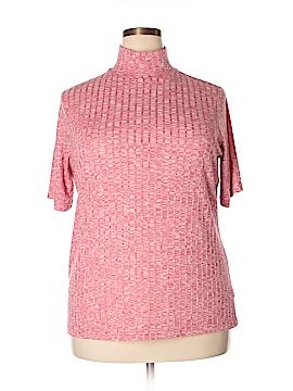 Jessica London Short Sleeve Top Size 18/20 (Plus)