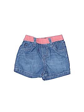 Guess Denim Shorts Size 3-6 mo