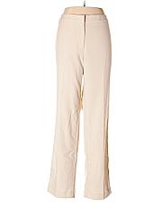 Susan Graver Women Dress Pants Size L