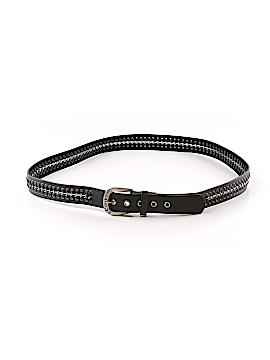 Z.Cavaricci Leather Belt Size 4X (Plus)