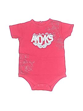 Akademiks Short Sleeve Onesie Size 3-6 mo