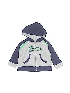 Puma Zip Up Hoodie Size 3-6 mo