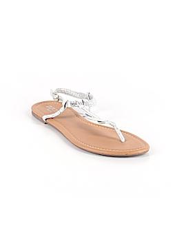David's Bridal Sandals Size 9