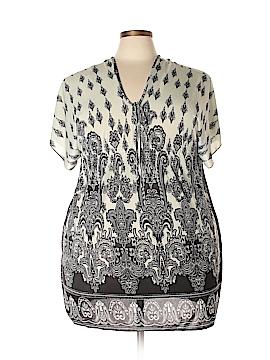 Jessica Taylor Casual Dress Size 3X (Plus)