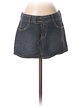 Von Dutch Denim Skirt Size S