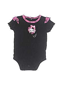 Monster High Short Sleeve Onesie Size 6-12 mo