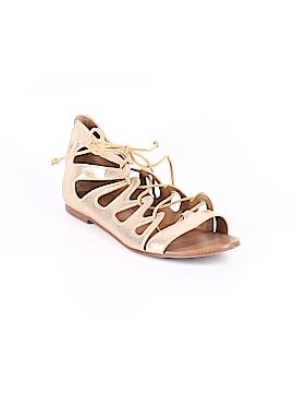 Zara Basic Sandals Size 39 (EU)